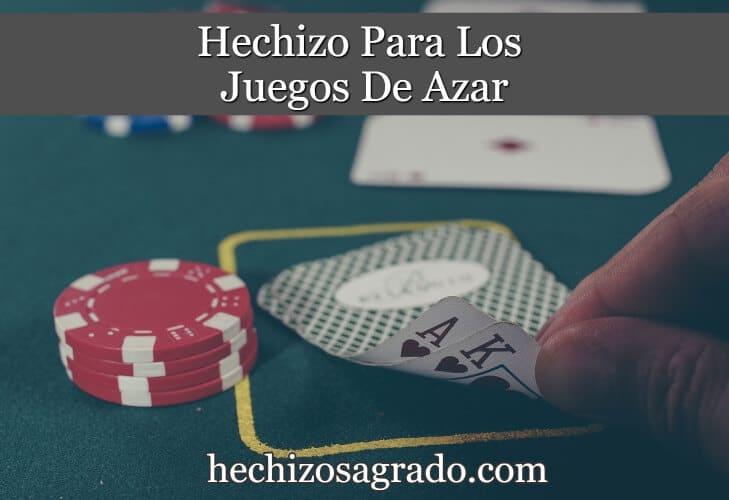 Hechizo Para Ganar En Los Juegos De Azar