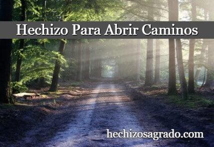 Hechizos para Abrir Caminos