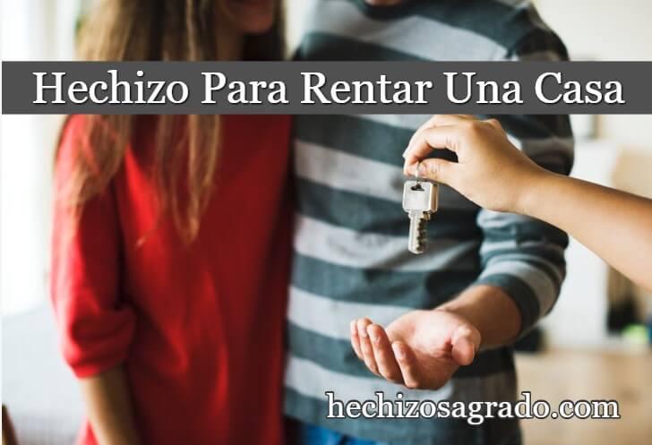 Hechizos para Rentar una Casa