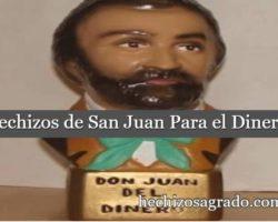 Ritual de dinero con San Juan